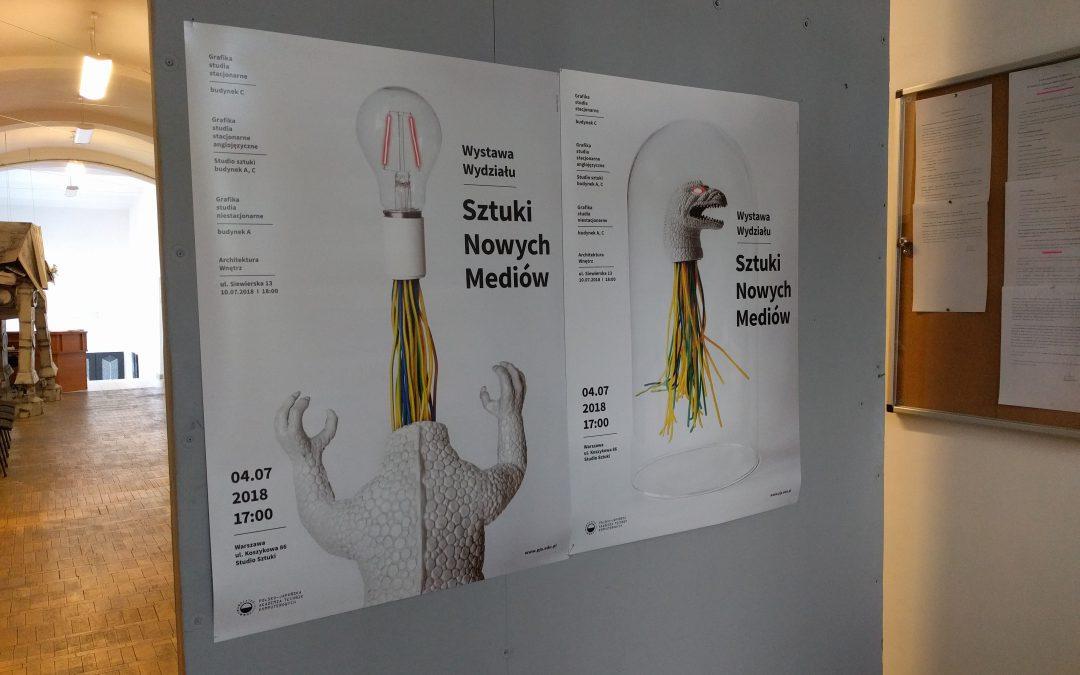 Wystawa końcoworoczna 2017–2018