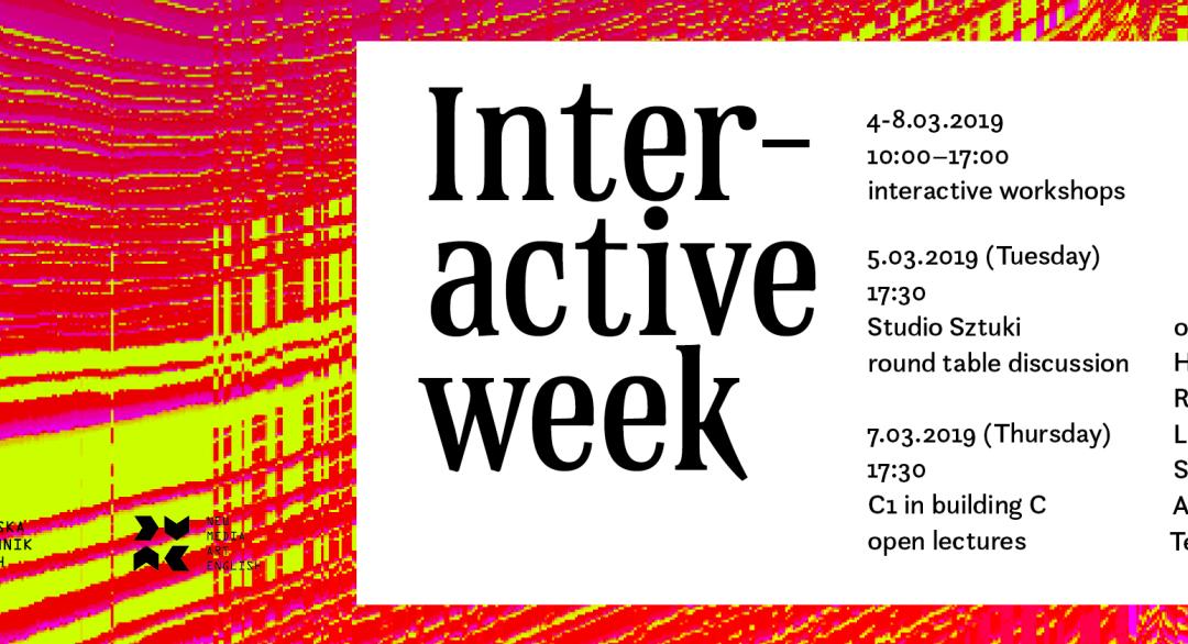 Interactive week 2019