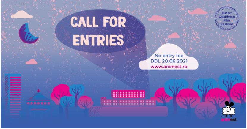 The 16th Edition of Animest Call for Entries