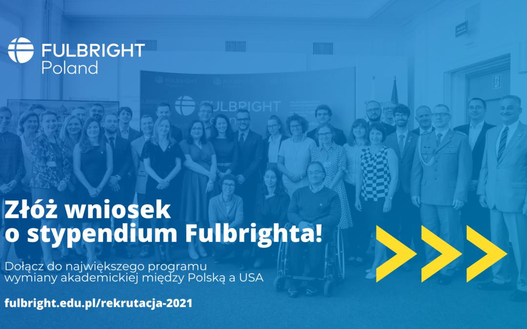 Ruszył nabór do kolejnych edycji programów stypendialnych Polsko-Amerykańskiej Komisji Fulbrighta